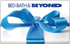 Bed Bath & Beyond®  $25 Gift Card