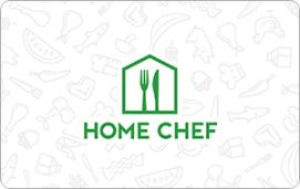 Home Chef $100 Gift Card