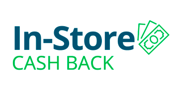 In-Store Cash Back Offers