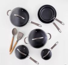 Chrissy Teigen 12pc Aluminum Cookware