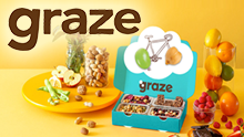 Graze - Healthier Snacking
